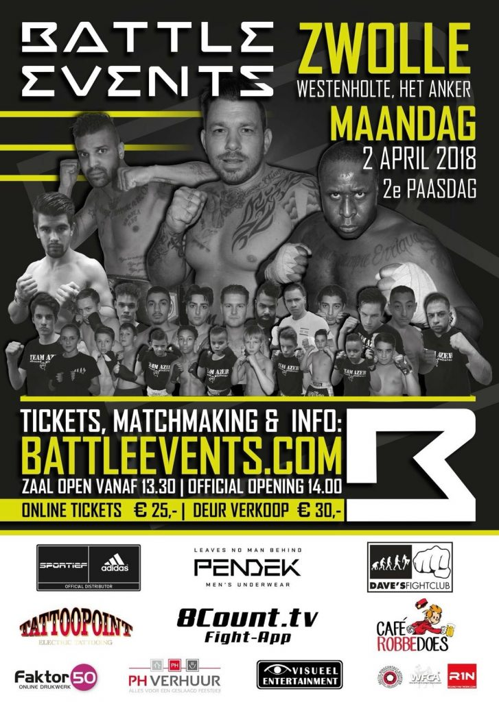 battle events zwolle